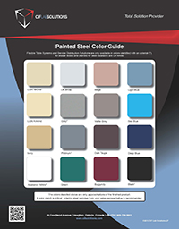 Click to download the Painted Steel PDF