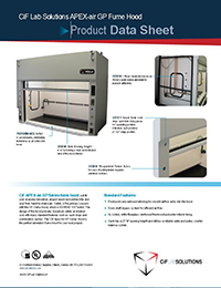 Click to download the APEX Air GP Series PDF