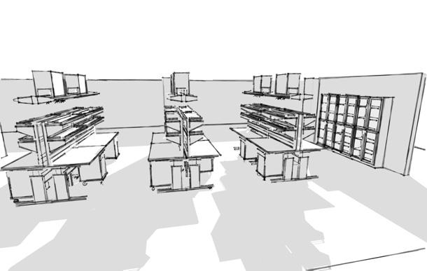 BIM Revit Sketch Up | CiF Lab Solutions