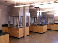 Apex Air Teaching / Demonstration Fume Hoods