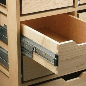 Specifying Quality Wood Casework Options: Hardware Selection