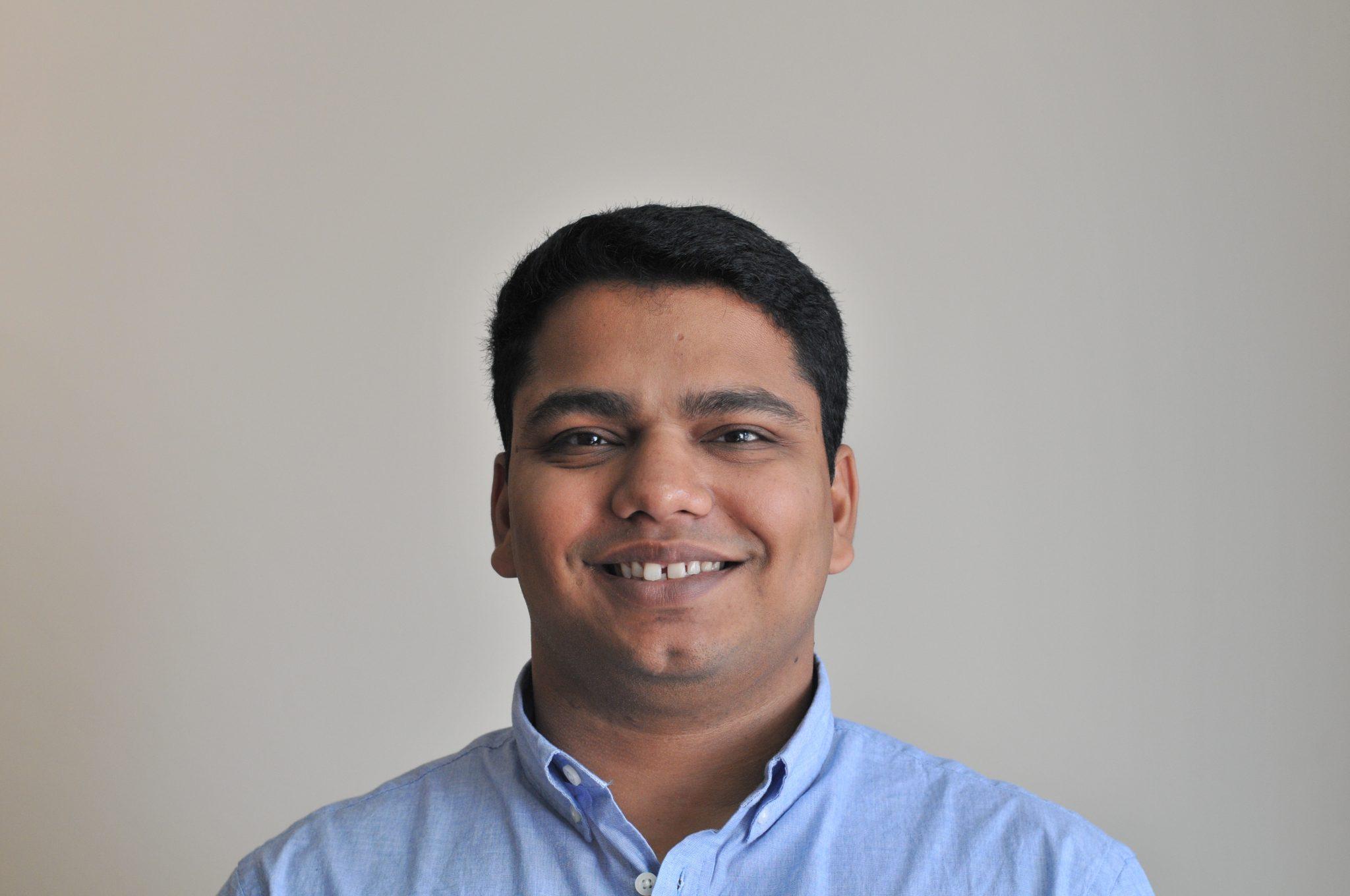 Meet CiF Lab Solutions' New team Member Mohnish Bawa