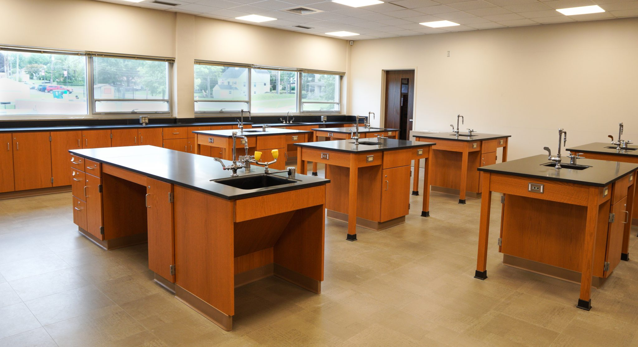 Educator Series Wood Casework