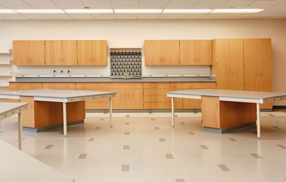 Do you need high quality, great looking wood casework without industry standard lead-times?