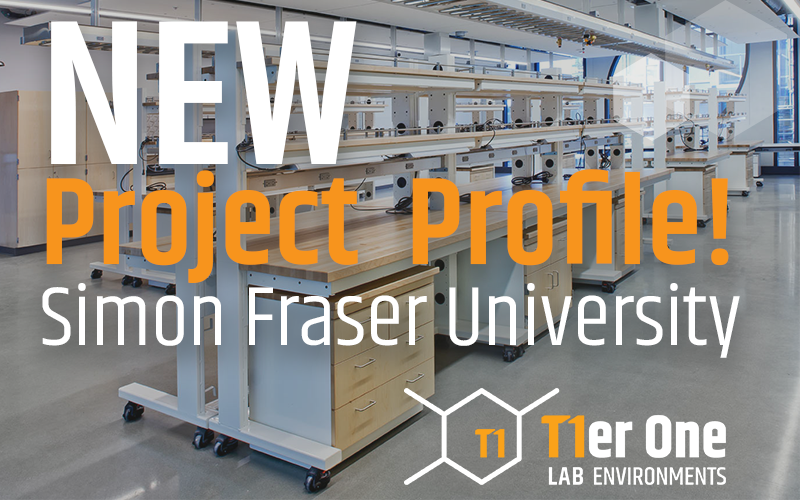 NEW Project Profile: Simon Fraser University