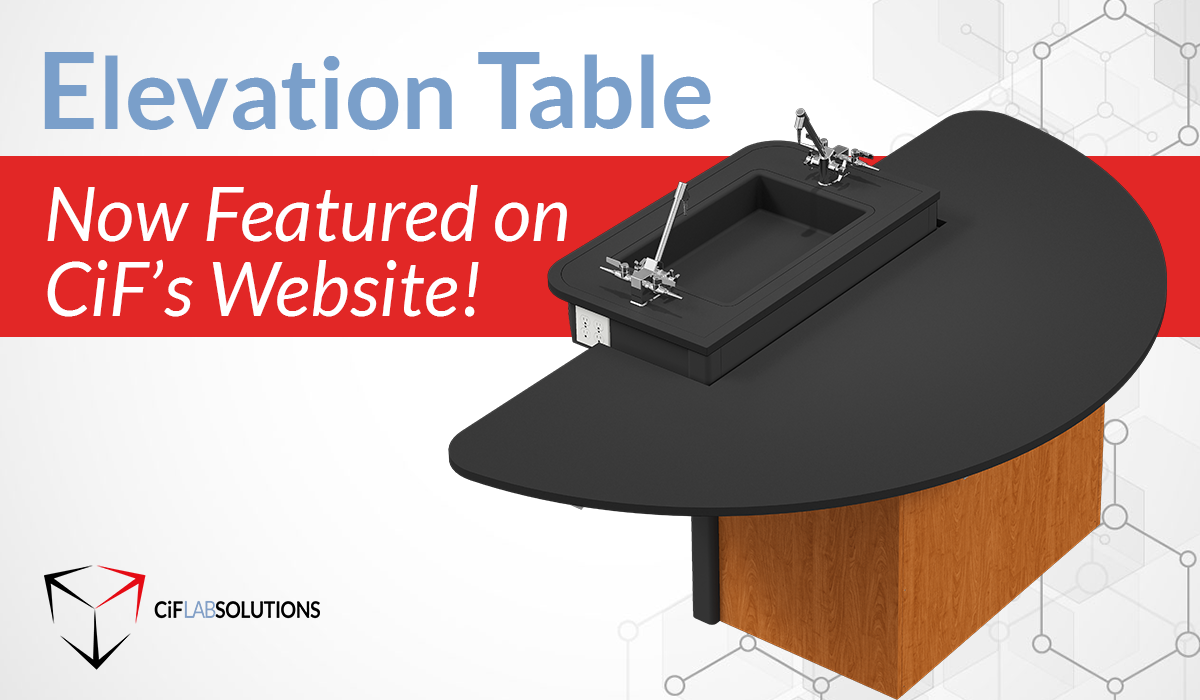 Website Addition: CiF's Elevation Table!